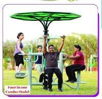 Outdoor Fitness Equipments