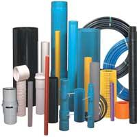 PVC & HDPE Pipes
