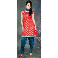 Cotton Salwar Kameez 03