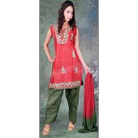 Cotton Salwar Kameez 09