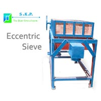 Eccentric Sieve Machine