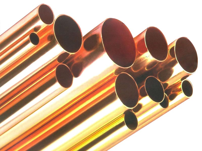 Copper Pipes & Copper Fittings