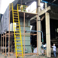 750 KW Wood Gasifier Installed in Vietnam