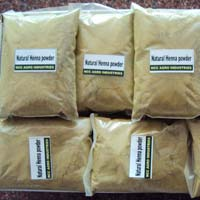 Natural Henna Powder 01