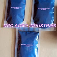 Natural Indigo Dye Grains