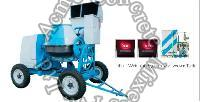 10/7 CFT Concrete Mixer with Electronic Weighing System