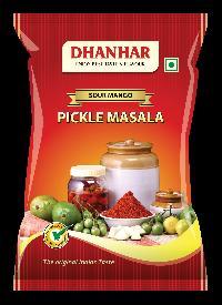 Sour Mango Pickle