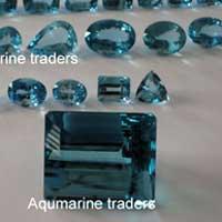 Aquamarine Cut Stone (Aqua - 16)