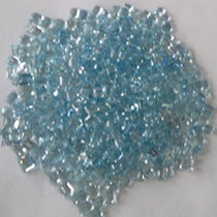 Aquamarine Tumbled Beads