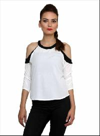 Ladies Top - 1022 Off White