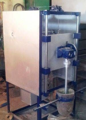 Aluminum Extraction Machine