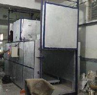 Electrode Baking Oven