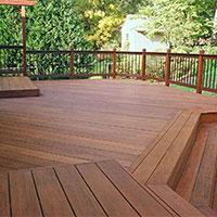 IPE Deck Wood Floorings