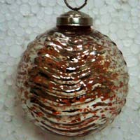 Glass Ornament (AC - OR 010 Q)