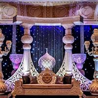 Alladin Wedding Stage
