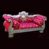 Diamond Wedding Sofa