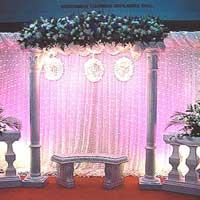 Greek Wedding Stage