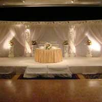 Snowhite Wedding Stage