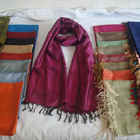 Silk Scarves 03