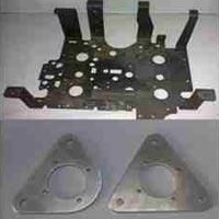 Control Panel Sheet Metal Parts