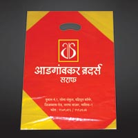 Flexo Printed Plastic Bag (01)