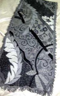 Boiled Wool Scarves