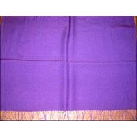 Plain Silk Wool Scarf