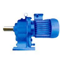 Extended Shaft AC Geared Motor