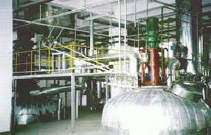 Continuous Polymerization Plants