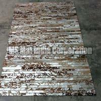 Design No. Leather rug (5)