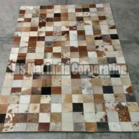 Design No. Leather rug (6)