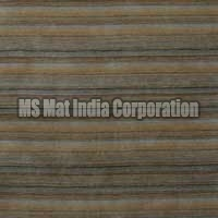 Multi Blue Handloom Woolen Carpet
