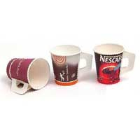 Poly Coated Paper Coffee Cup-A