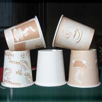 Poly Coated Paper Tea Cup