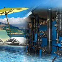 Swimming Pool Filtration Plants
