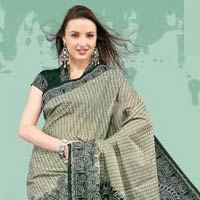 Designer Cotton Saree (03)