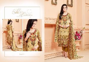 Designer Ladies Dress Material 05