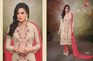Designer Ladies Dress Material 05