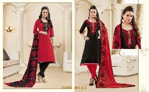 Designer Ladies Dress Material 12