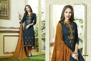 Designer Ladies Dress Material 16
