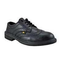 Brogue Ankle Safety Shoes