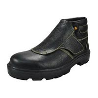 Weldo Ankle Safety Shoes