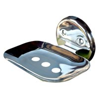 Stainless Steel Soap Dishes