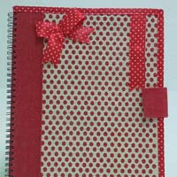 Jute Note Book 02