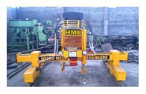 Rail Threading Machine