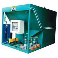 Mobile Sewage Treatment Plant