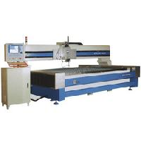 Gantry Type Water Jet Cutting Machine