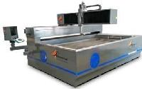High Precision CNC Water Jet Cutting Machine