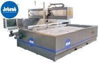 Jet Cut Series CNC Water Jet Cutting Machine