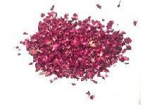 Organic Red Rose Petals (Organic Rosa damascena & Rosa Centifolia)